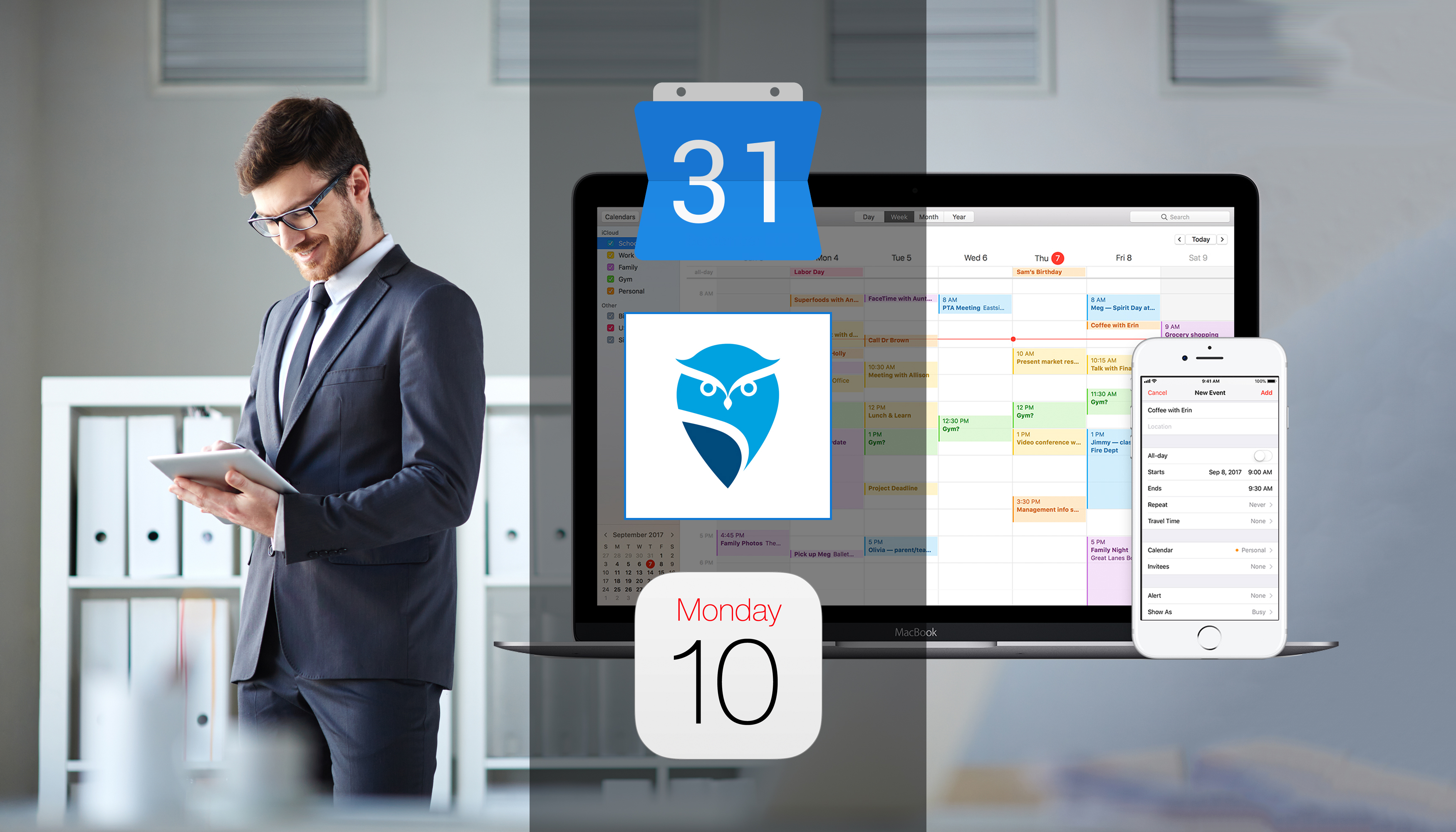 Sync Your Court Appearance Schedule with Google Calendar and iCal With One Click