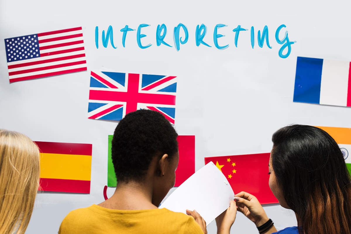 Certified Interpreters in 40 and More Languages: Get Response in 60 Seconds!