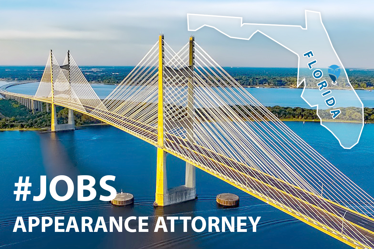 Sign Up to Get Your Appearance Attorney Jobs in Florida