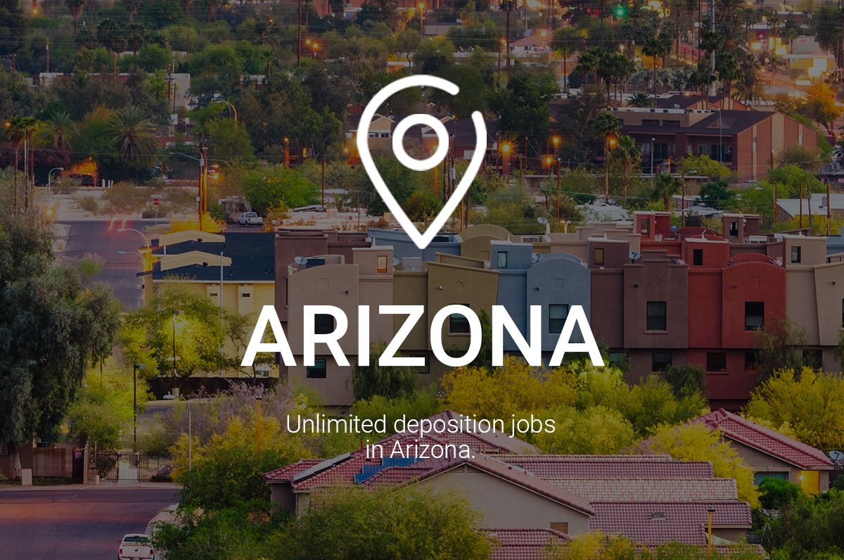 Unlimited Deposition Jobs in Tempe