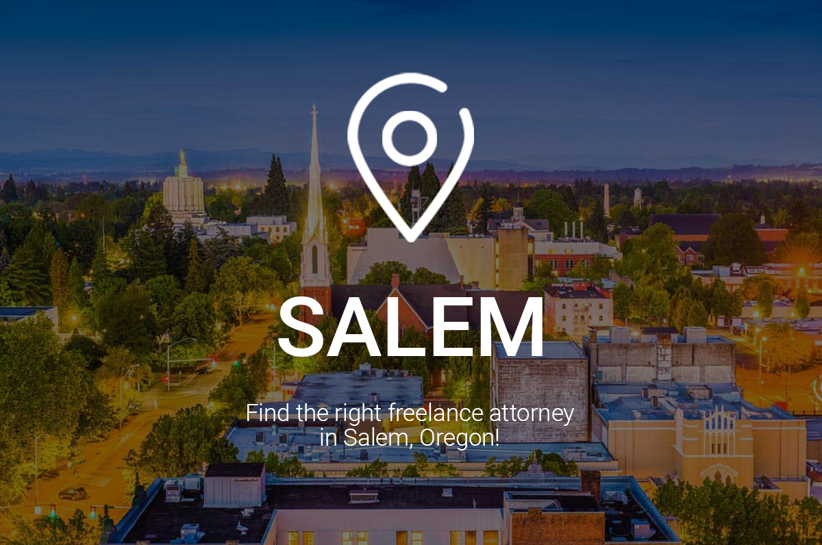 Find the Right Freelance Attorney in Salem