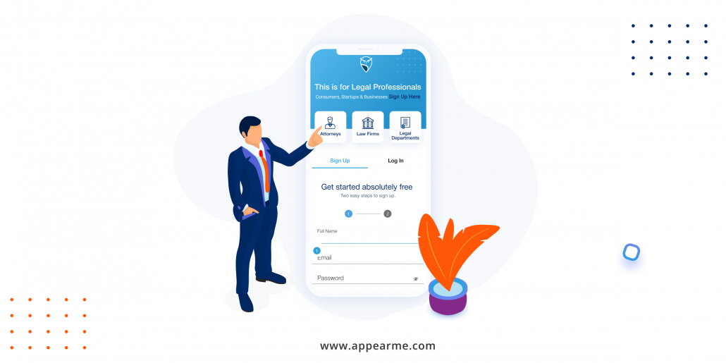 How to Delegate Your Legal Work Efficiently? Download AppearMe