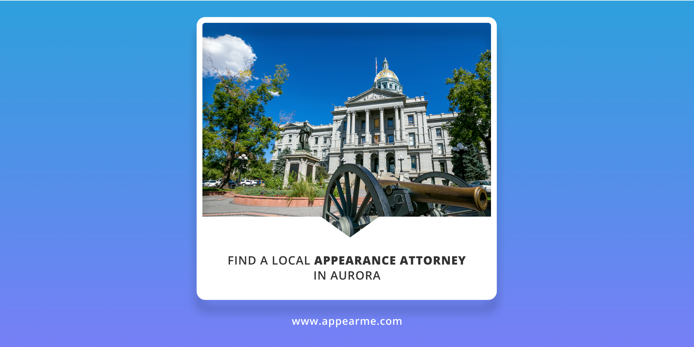 Find a Local Appearance Attorney in Aurora