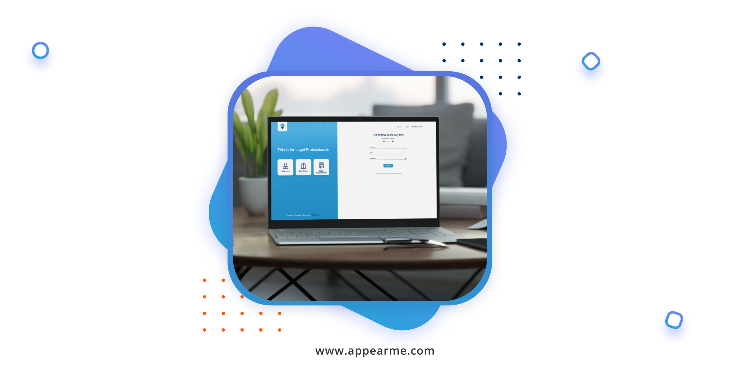 Cover Your Court Hearings with AppearMe