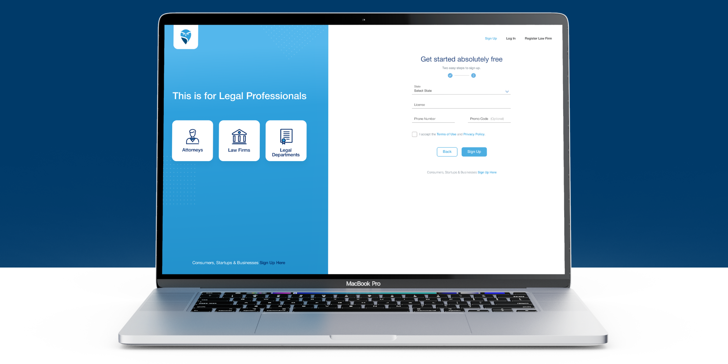 Need a Freelance Lawyer? | AppearMe