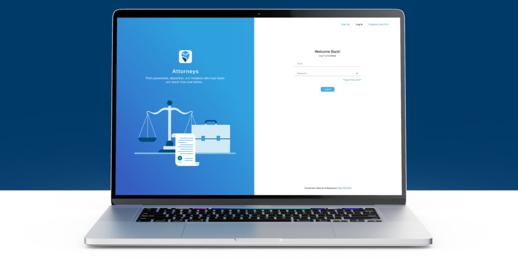 Hire Appearance, Deposition, and Freelance Attorneys in One Place