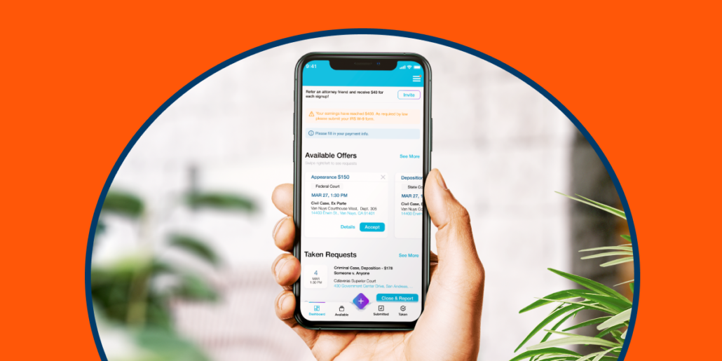 AppearMe: Accept Appearance Requests on the Go