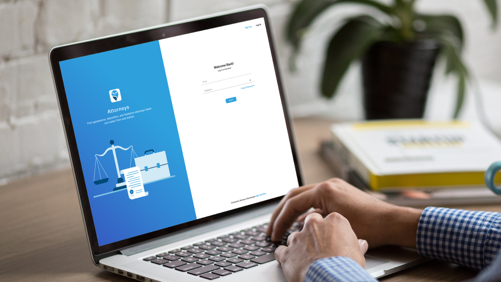AppearMe: Access the Largest Network of Deposition Attorneys
